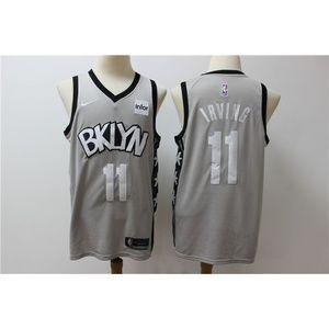 Brooklyn Nets Kyrie Irving Jersey 2